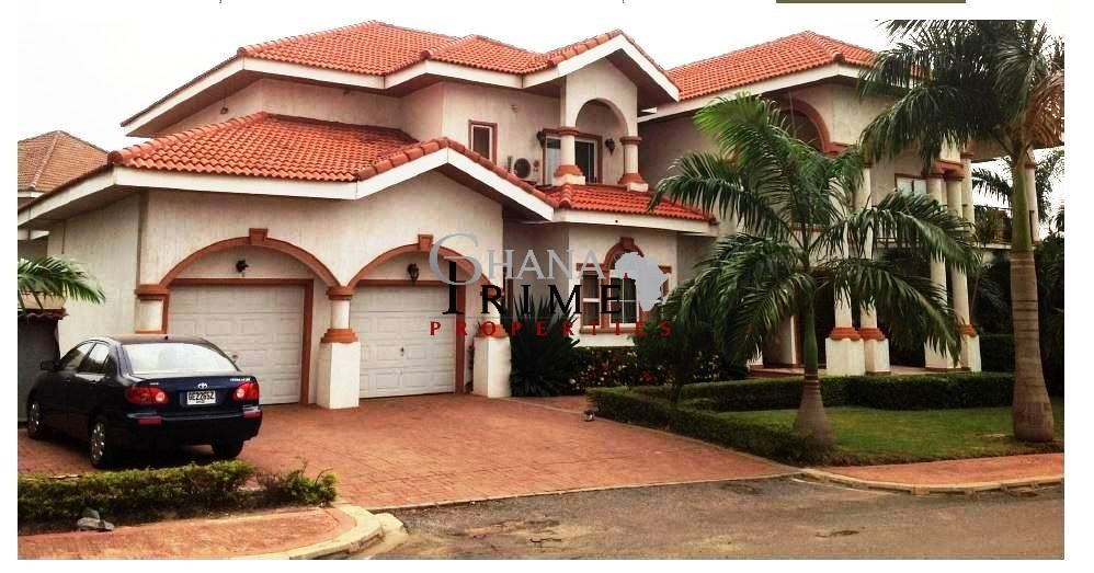 5 bedroom luxury house for sale in trasacco valley for 5 bedroom house plans in ghana
