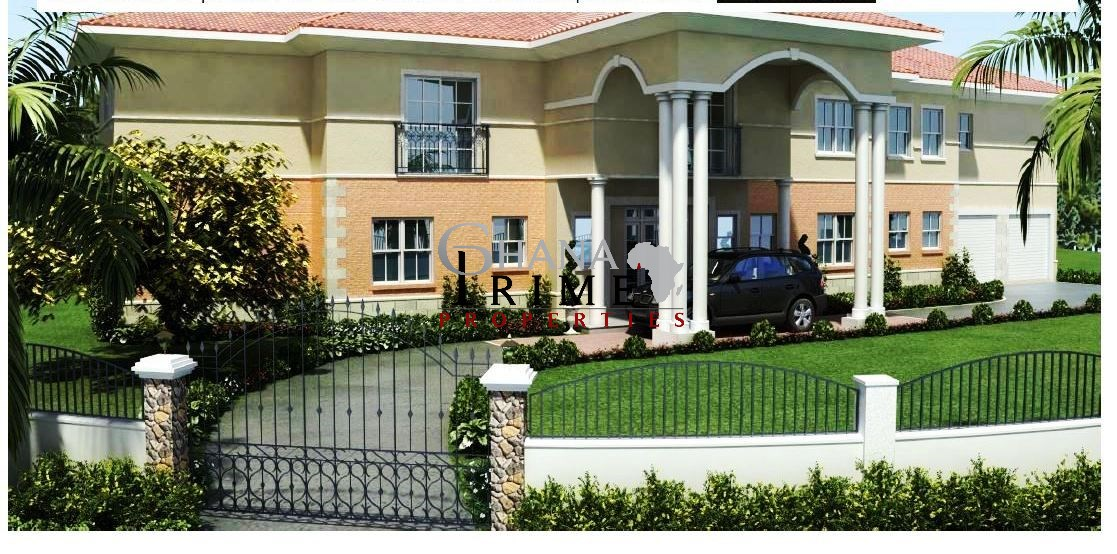 Executive 6 bedroom house for sale in trasacco valley for Six bedroom house for sale