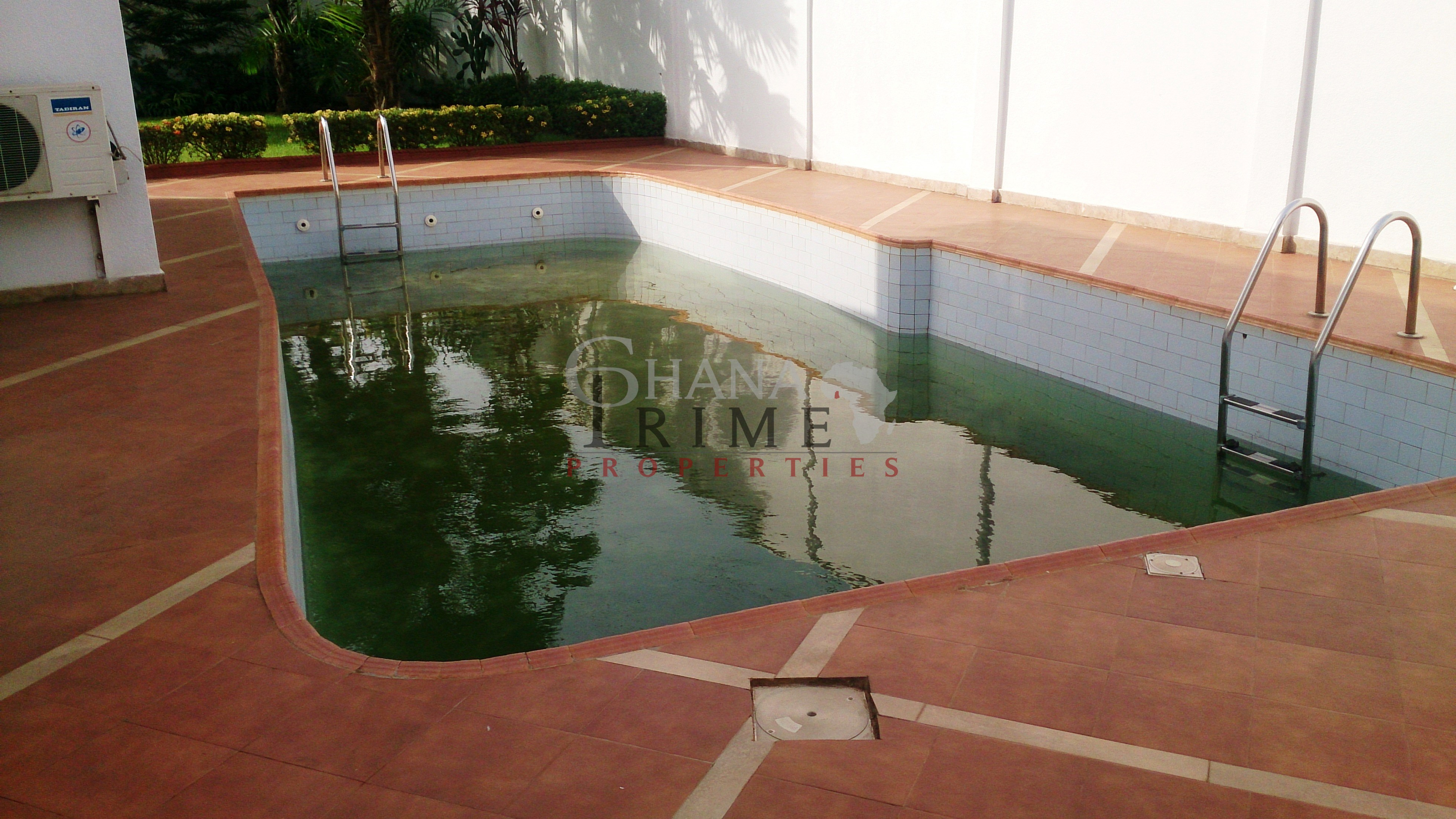 Executive 5 Bedroom House With Swimming Pool For Sale In East Legon