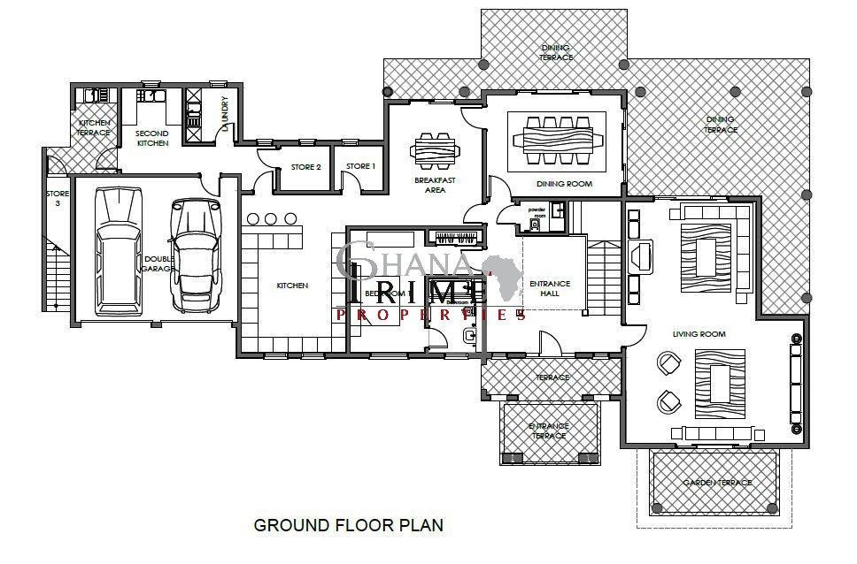 Executive Homes Floor Plans: 6-bedroom-executive-house-for-sale-in-trasacco