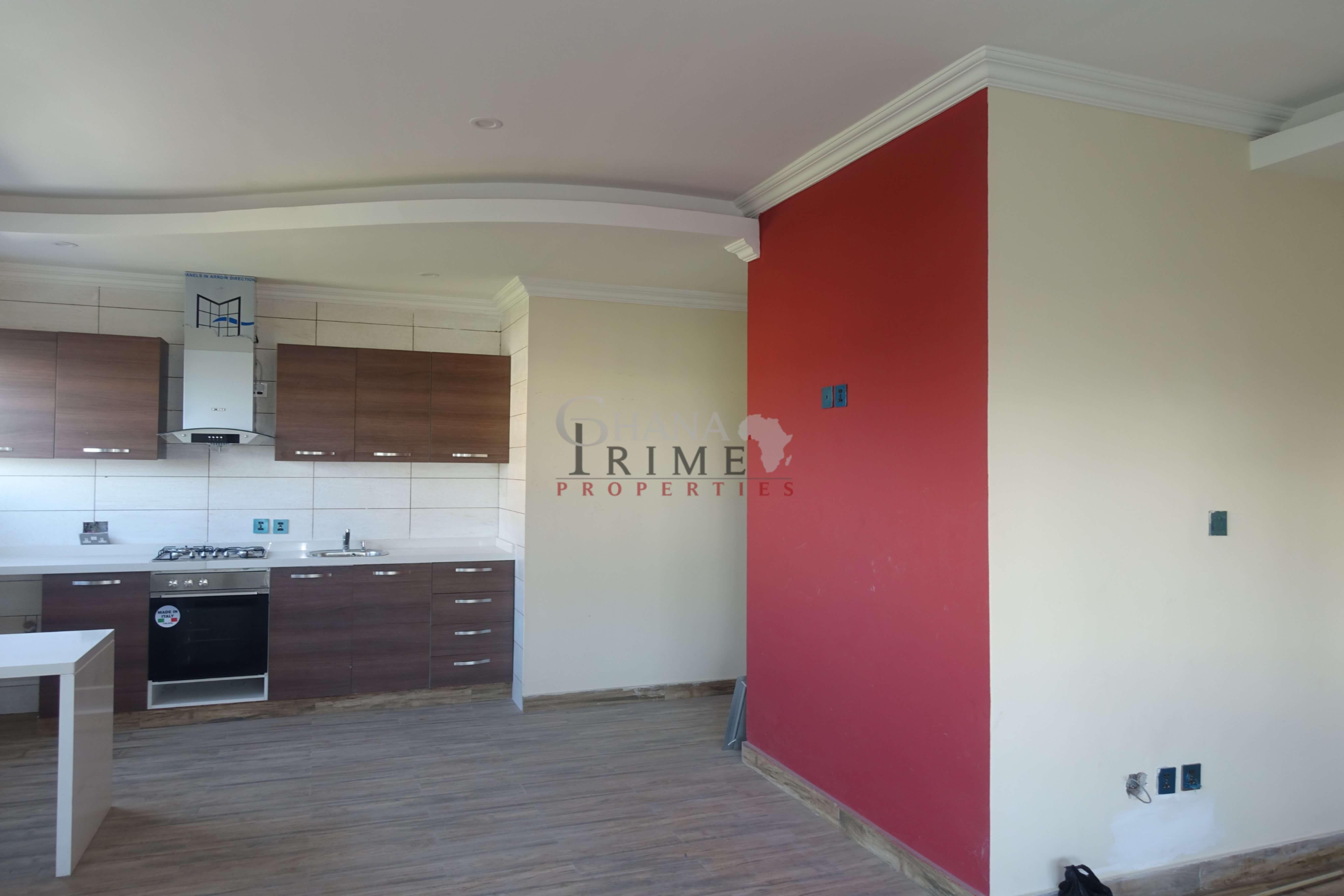 Studio Unfurnished Apartment For Rent In Dzorwulu
