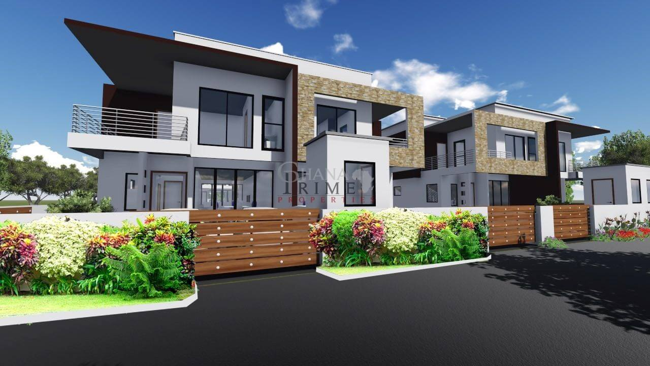 About this property 3 bedroom luxurious townhouse with boys quarter